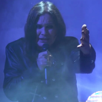 Ozzy Osbourne Post Malone Travis Scott Watt American Music Awards AMAs take what you want from me performance watch