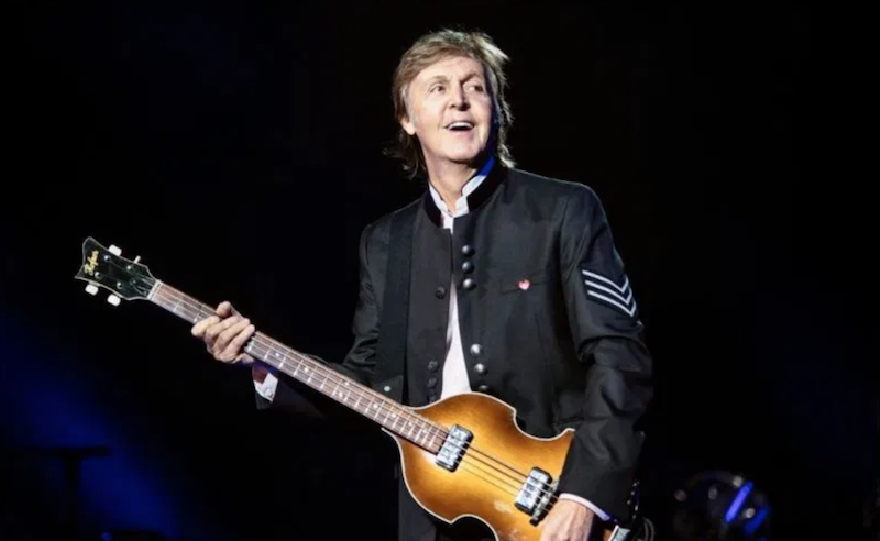 Paul McCartney 2020 Freshen Up Tour Dates