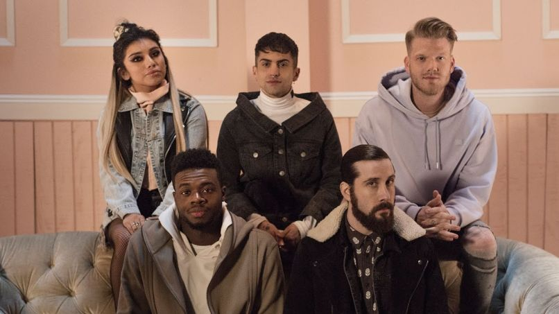 Pentatonix Eight Magical Holiday Shows for the Entire Family