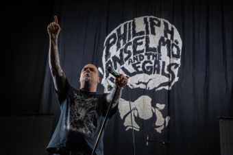 Philip Anselmo & The Illegals at Madison Square Garden