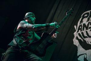 Philip Anselmo & The Illegals at Madison Square Garden