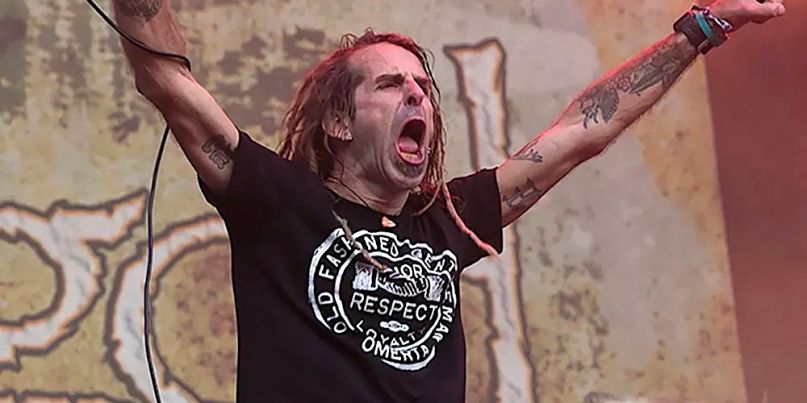 Randy Blythe joins Pigface for full tour