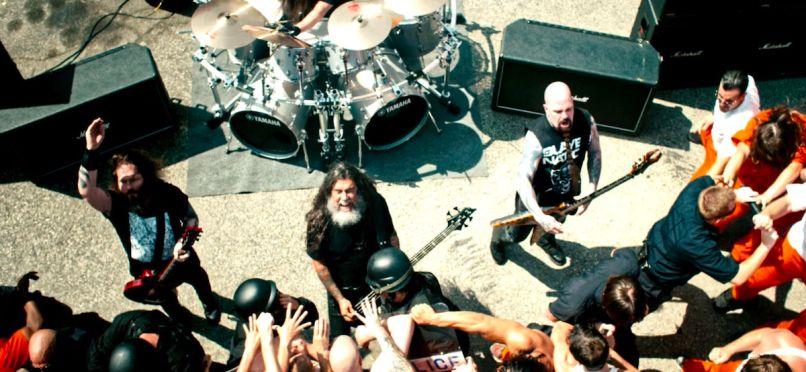 Slayer Repentless Killogy - Prison