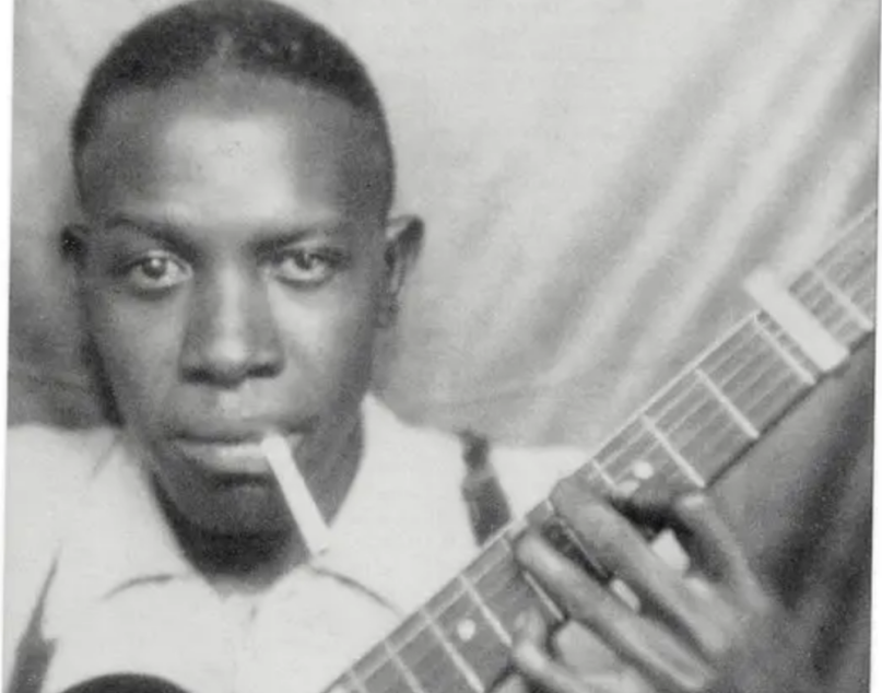 Love in Vain Peter Ramsey biopic Robert Johnson