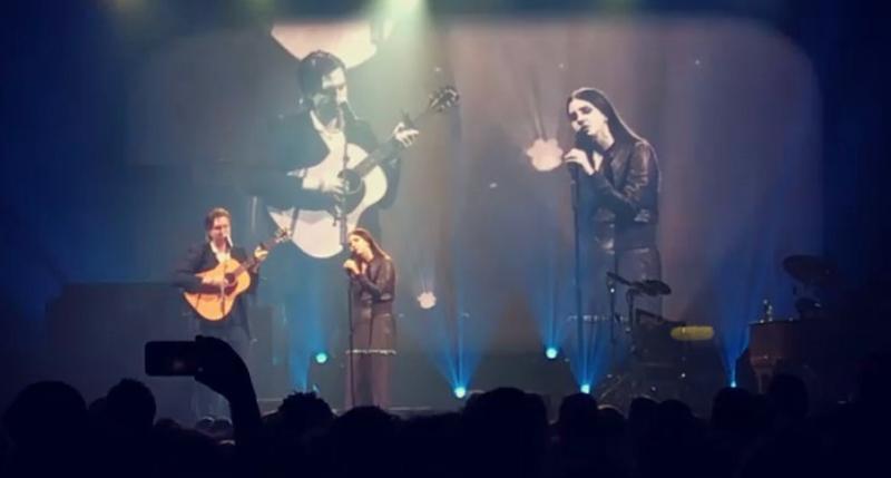 Lana Del Rey and Hamilton Leithauser cover Bob Dylan in Nashville: Watch