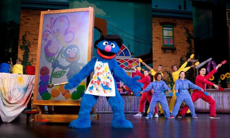 Sesame Street Live - Make Your Magic