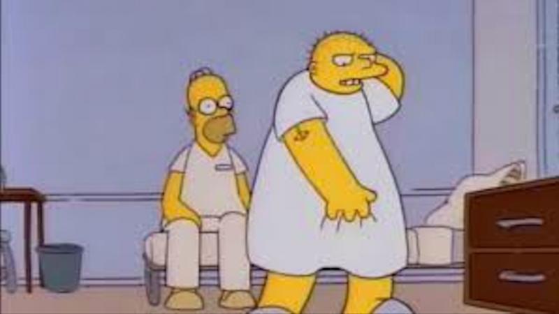 Michael Jackson's Simpsons episode kept off of Disney+