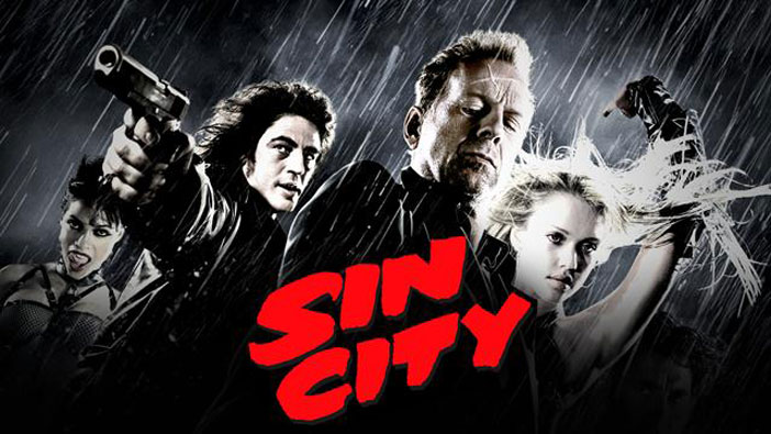Sin City Tv Series Coming From Frank Miller And Robert Rodriguez