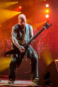 Slayer at Madison Square Garden