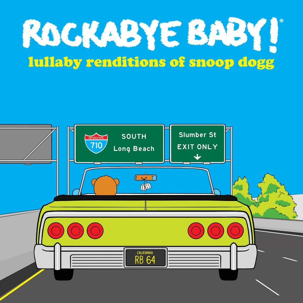 Snoop Dogg Rockabye Baby