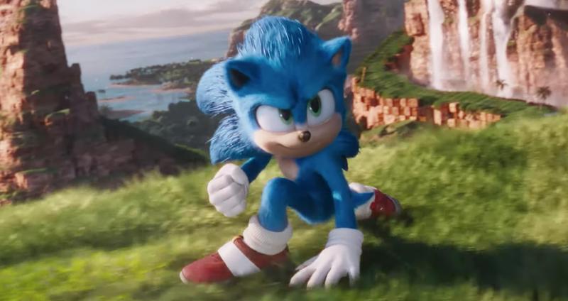 sonic the hedgehog movie 2019 original design