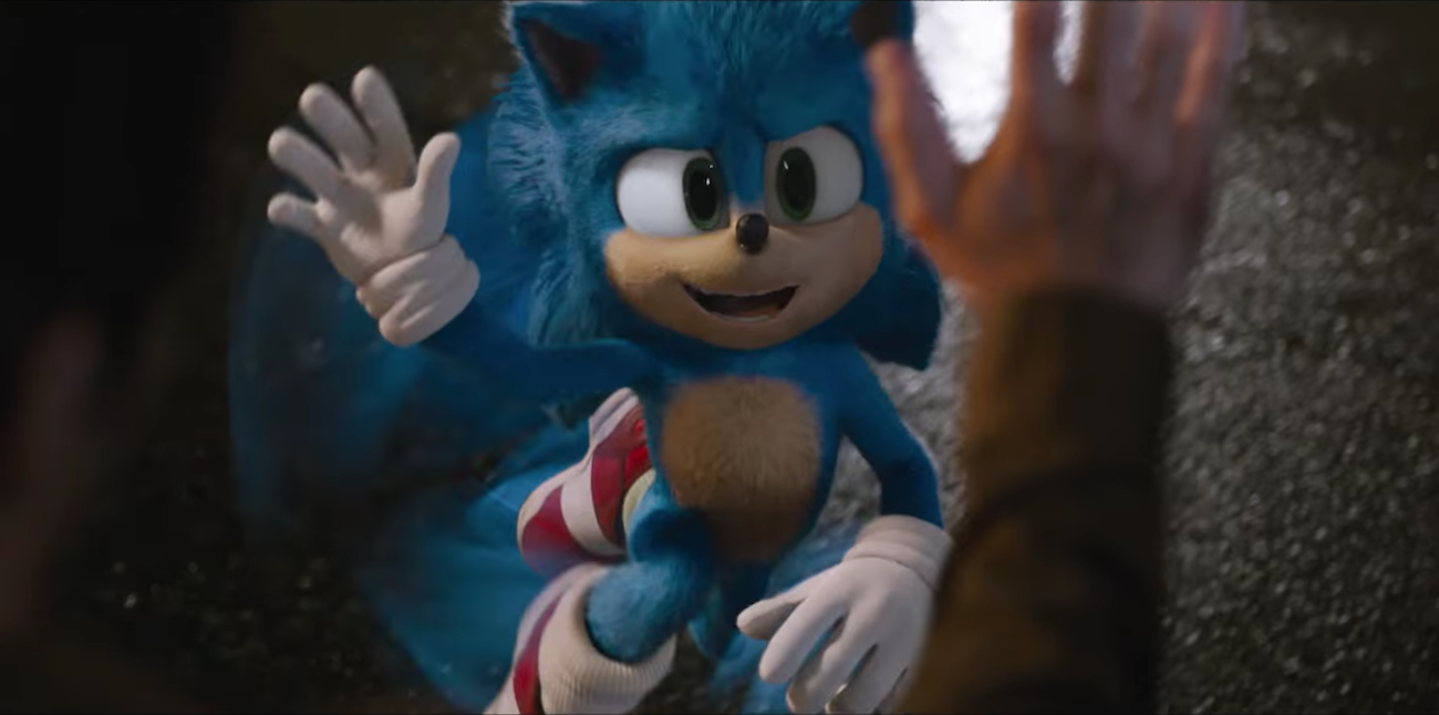 Sonic Redesign Cost Paramount 5 Million Not 35 Million