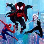 Spider-Man into the Spider-verse animated sequel