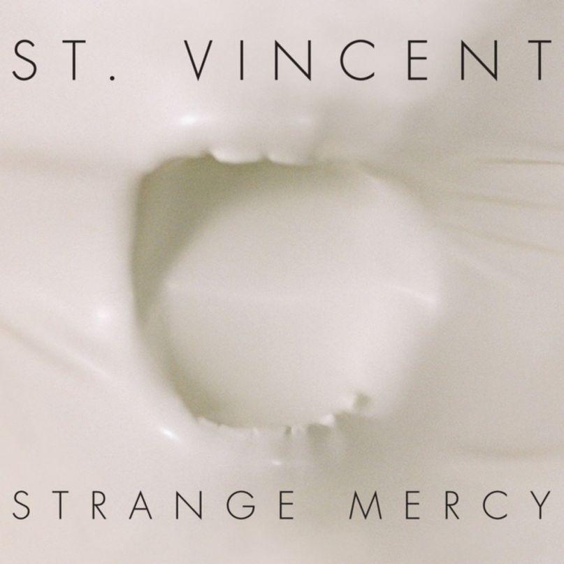 St Vincent Strange Mercy