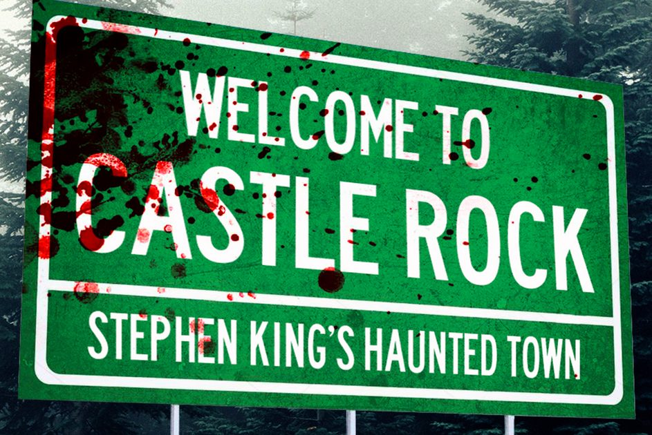 Win a Castle Rock bundle of Stephen King books - Consequence of Sound