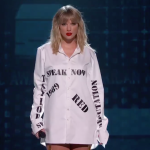 Taylor Swift American Music Awards AMAs Artist of the Decade performance watch