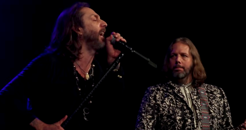 The Black Crowes reunion show bowery ballroom new york setlist video