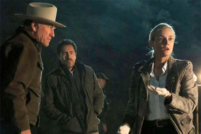 Ted Levine, Diane Kruger, The Bridge, FX, Demián Bichir
