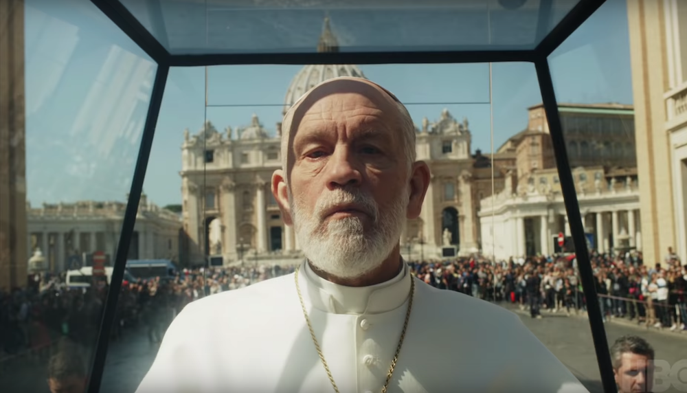 Jude Law and John Malkovich bless us with The New Pope trailer: Watch - Consequence of Sound