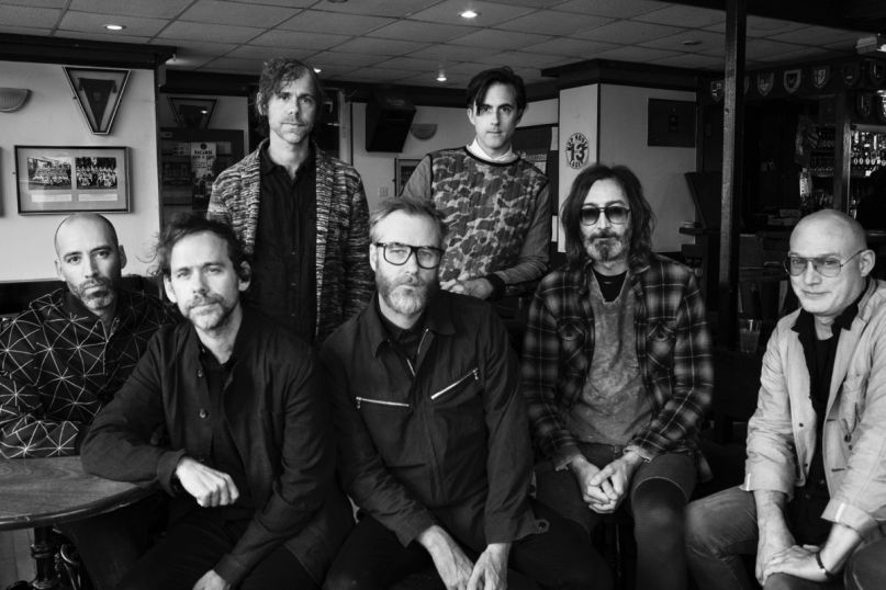 The National, photo by Graham MacIndoe