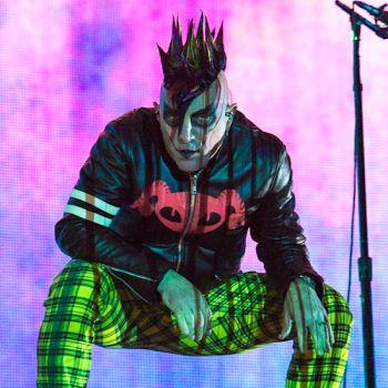 Tool perform in Brooklyn