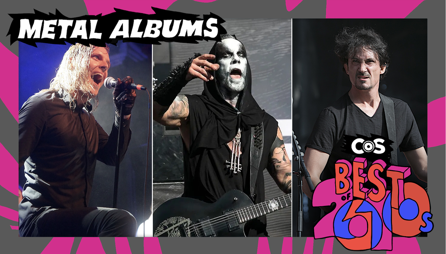Top 25 Metal Albums of the 2010s