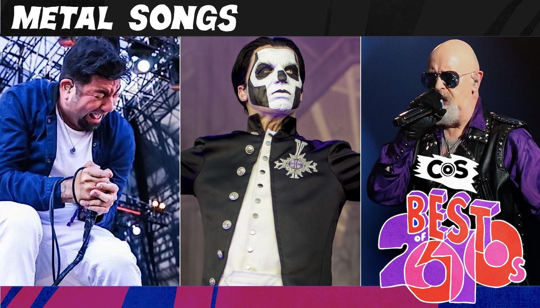 Top 25 Metal Songs of the 2010s