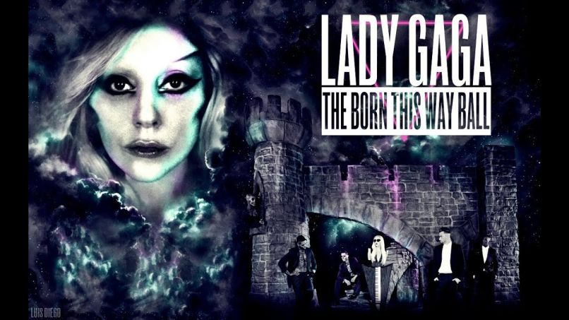 born this way ball Top 25 Tours of the 2010s