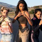 Kristen Stewart, Naomi Scott, Ella Balinska, Charlie's Angels (Sony Pictures Releasing)