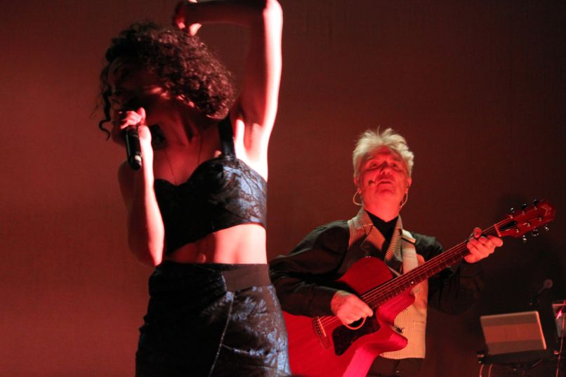 David Byrne, St. Vincent, Chicago, Heather Kaplan