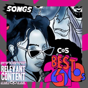 Relevant Content: The Top 100 Songs of the 2010s, artwork by Steven Fiche