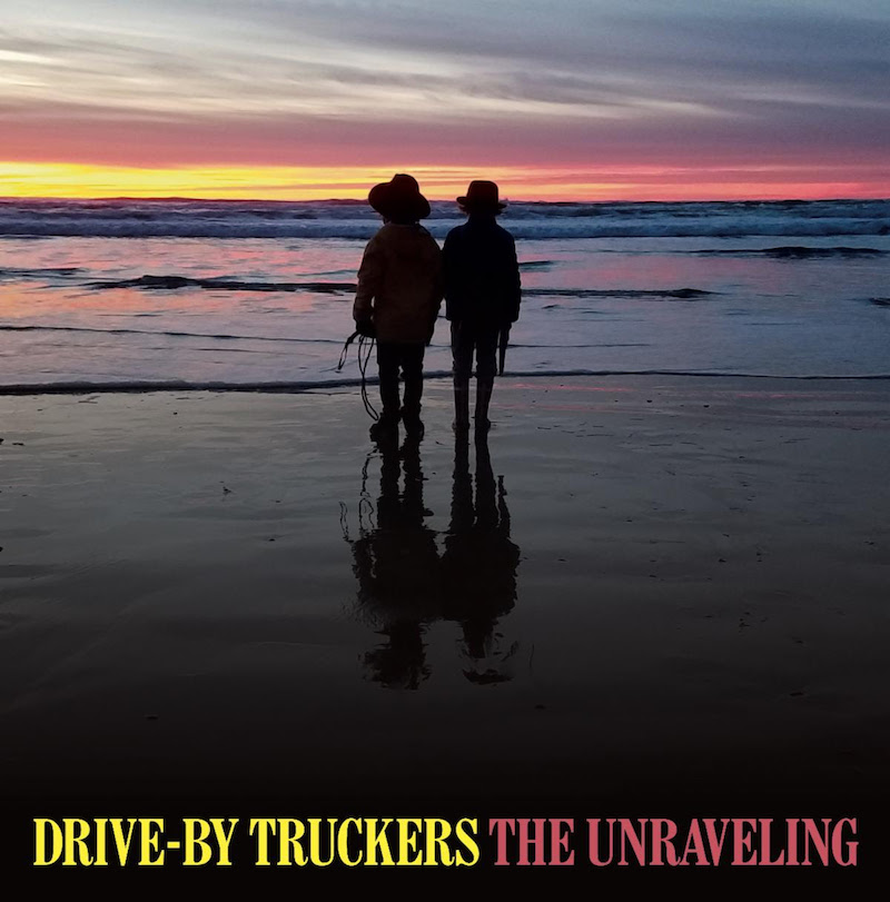 drive by truckers unraveling album cover artwork Drive By Truckers announce new album The Unraveling, share Armageddons Back in Town: Stream