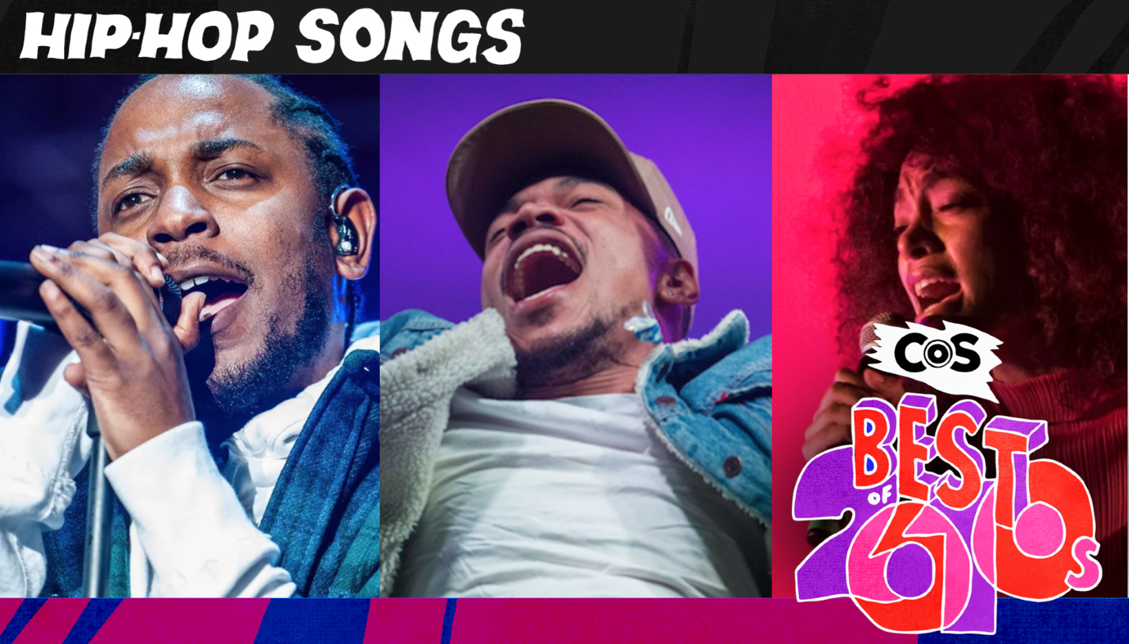 Top 25 Hip-Hop and R&B Songs of the 2010s