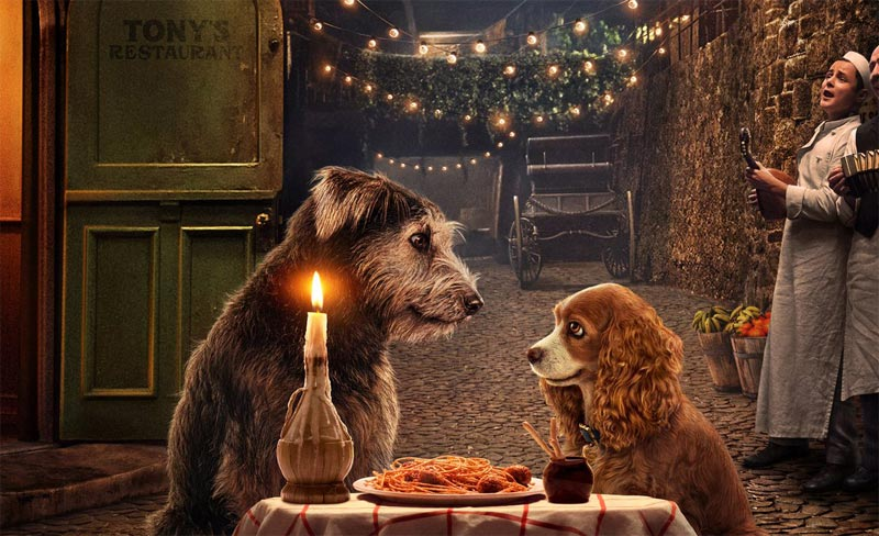 Disney S Lady And The Tramp Film Review Consequence Of Sound