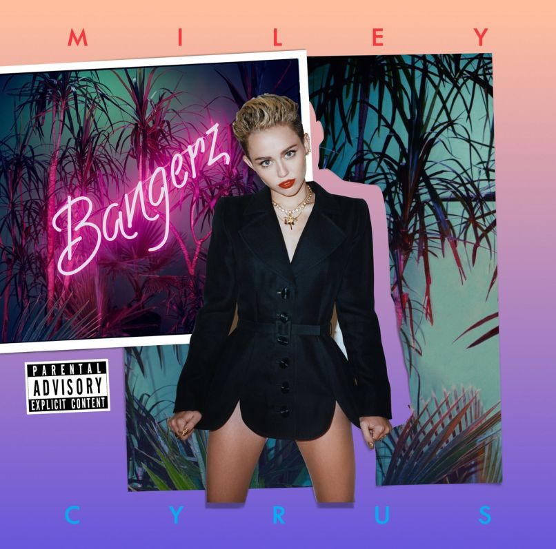 miley cyrus bangerz Top 25 Pop Albums of the 2010s