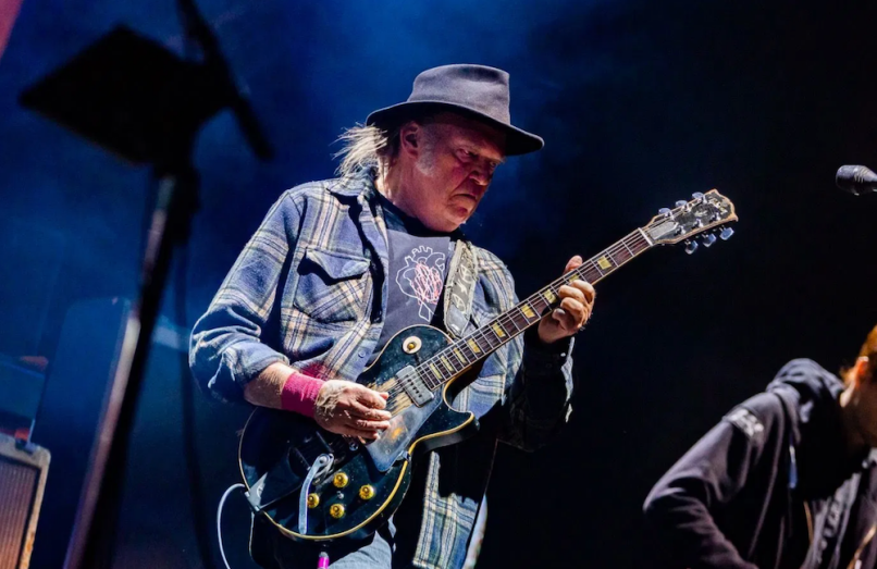 neil young homegrown official release announce