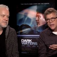 Tim Robbins, Todd Haynes, Dark Waters, Interview, Politics, Video