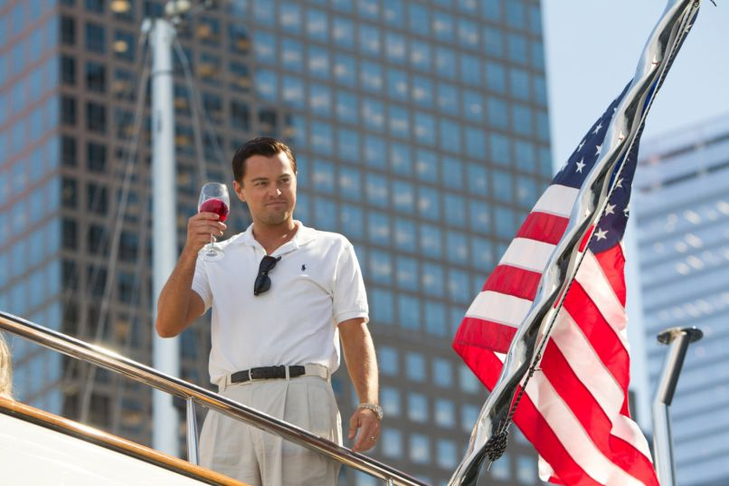 The Wolf of Wall Street (Paramount Pictures)