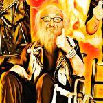 Brian Posehn metal album