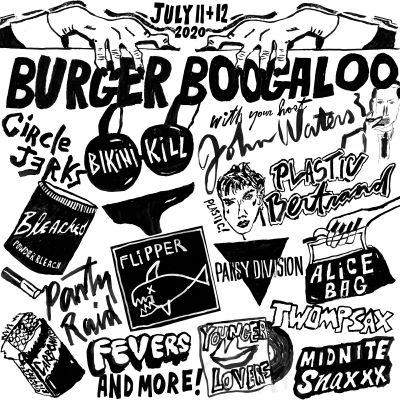 Burger Boogaloo 2020