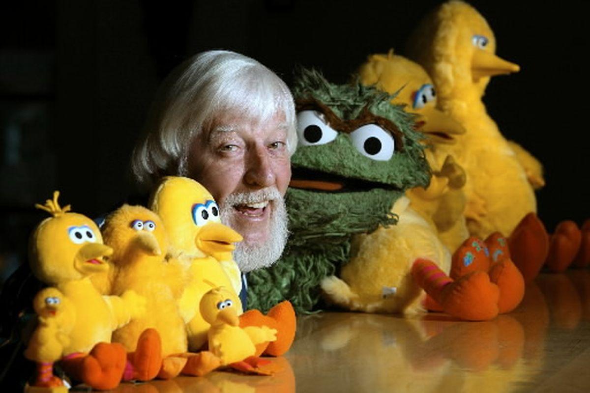 Remembering Sesame Street S Caroll Spinney Big Bird And