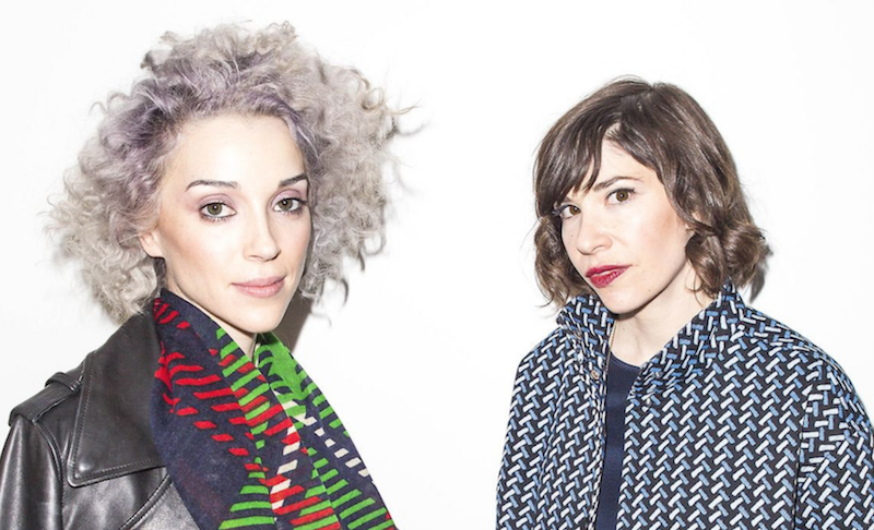 Carrie Brownstein St. Vincent Annie Clark Nowhere Inn
