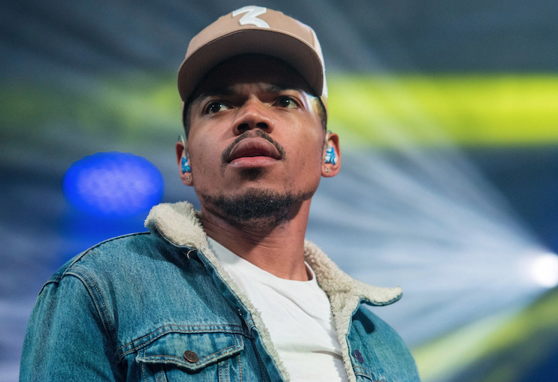 "Chance the Rapper Cancels ""The Big Tour"" 