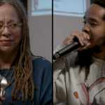 Cheryl I. Harris and Earl Sweatshirt conversation interview Museum of Contemporary Art Los Angeles