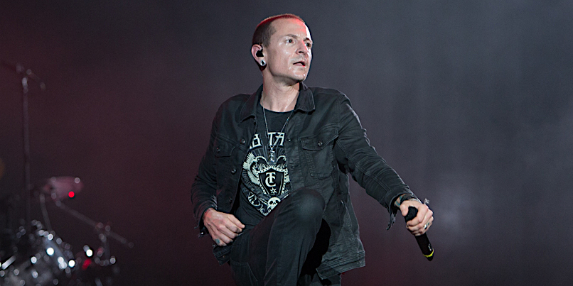 Chester Bennington's pre-Linkin Park band Grey Daze to release album featuring late singer's vocals