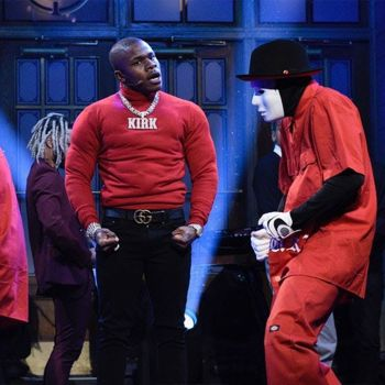 DaBaby on SNL