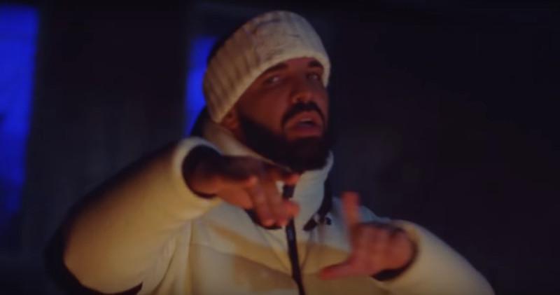Drake new single music video War chair girl