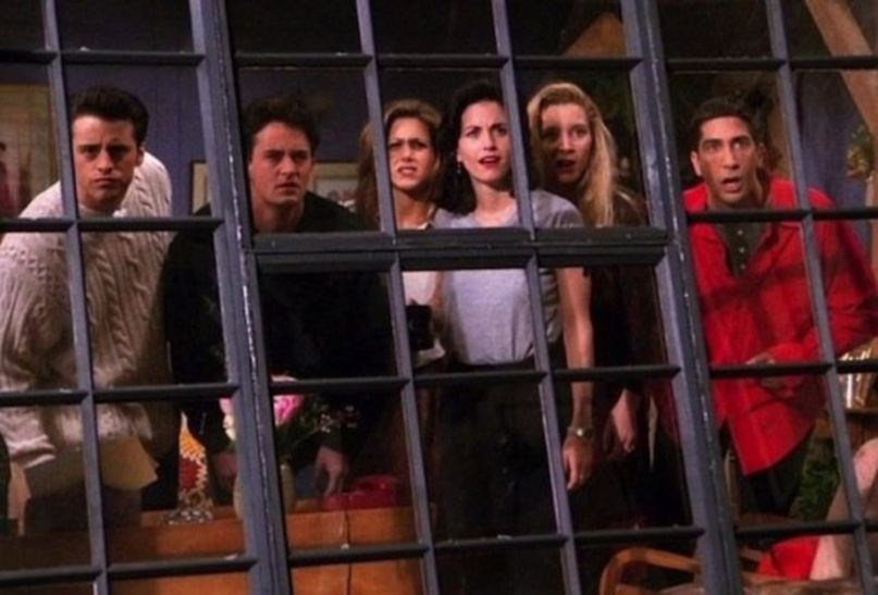 Friends to leave Netflix in January 2020