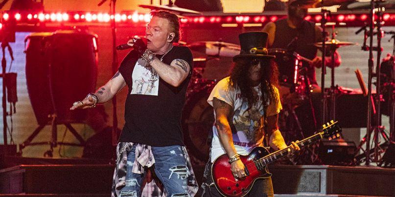 Guns N' Roses 2020 tour dates