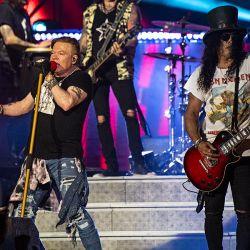 Guns N' Roses Bud Light Super Bowl Fest